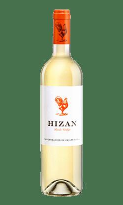Vino Rueda Hizán verdejo blanco