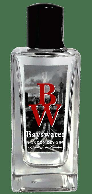 Spirits Gin Bayswater Botella miniatura