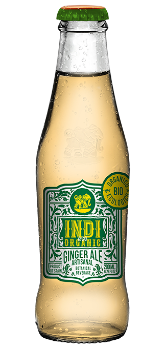 Indi Bio Organic Ginger Ale