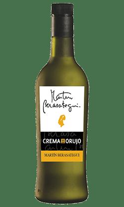 Licores Martin Berasategui Crema Orujo Botella