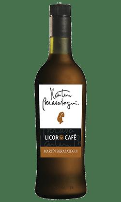Licores Martin Berasategui Licor Cafe Botella