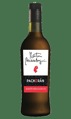 Licores Martin Berasategui Pacharán Botella