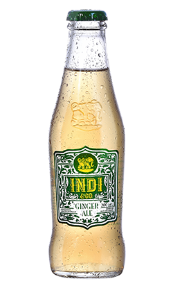 Soft Drinks Indi Ginger Ale Botella