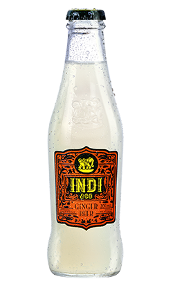 Soft Drinks Indi Ginger Beer Botella