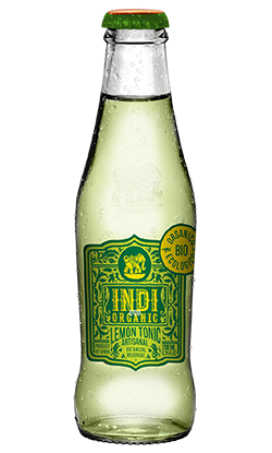Soft Drinks Indi Lemon Tonic Botella Organic