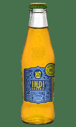 Soft Drinks Indi Seville Orange Botella Organic