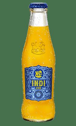 Soft Drinks Indi Seville Orange Botella