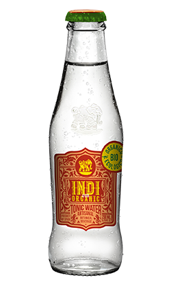 Soft Drinks Indi Tonic Botella Organic
